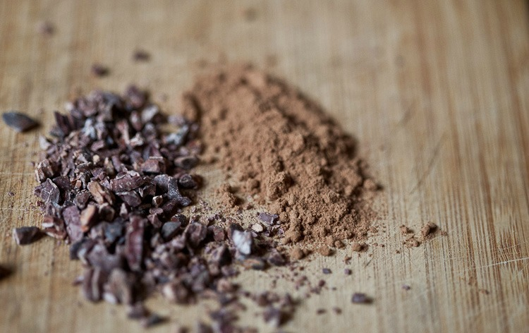 Herbs for Valentine's Day - chocolate