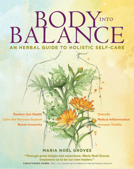 Body into Balance - Interview with the author