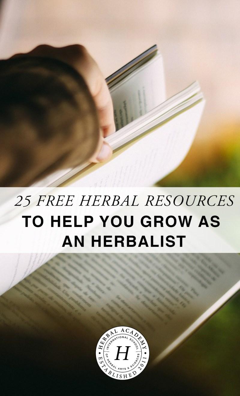 Free Herbal Resources
