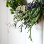 How to Make Your Own Fresh Rosemary Wreath | The Herbal Academy | Learn to make your own DIY fresh rosemary wreath for the holidays!