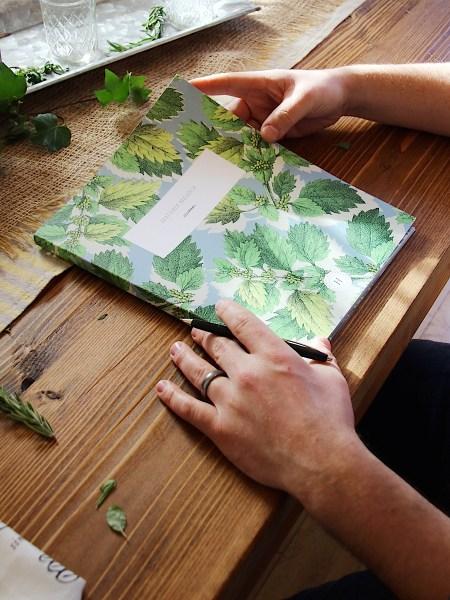Herbal Materia Medica Journal by Herbal Academy