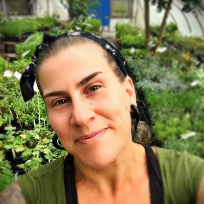 Meet Erika Galentin | Herbal Academy | This month we have an interview with our Course Development Director, Erika Galentin. Join us as she shares her experience with herbs, herbal education, and her involvement here at the Herbal Academy.