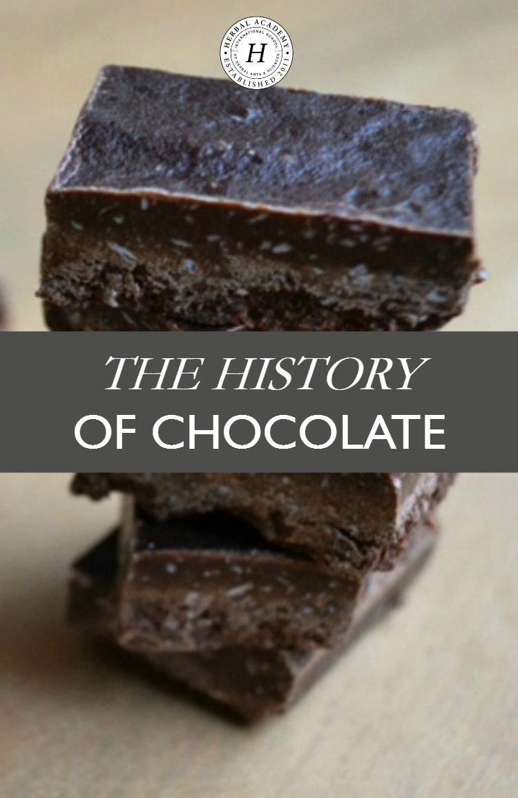 The History of Chocolate - Food of the Gods – Herbal Academy