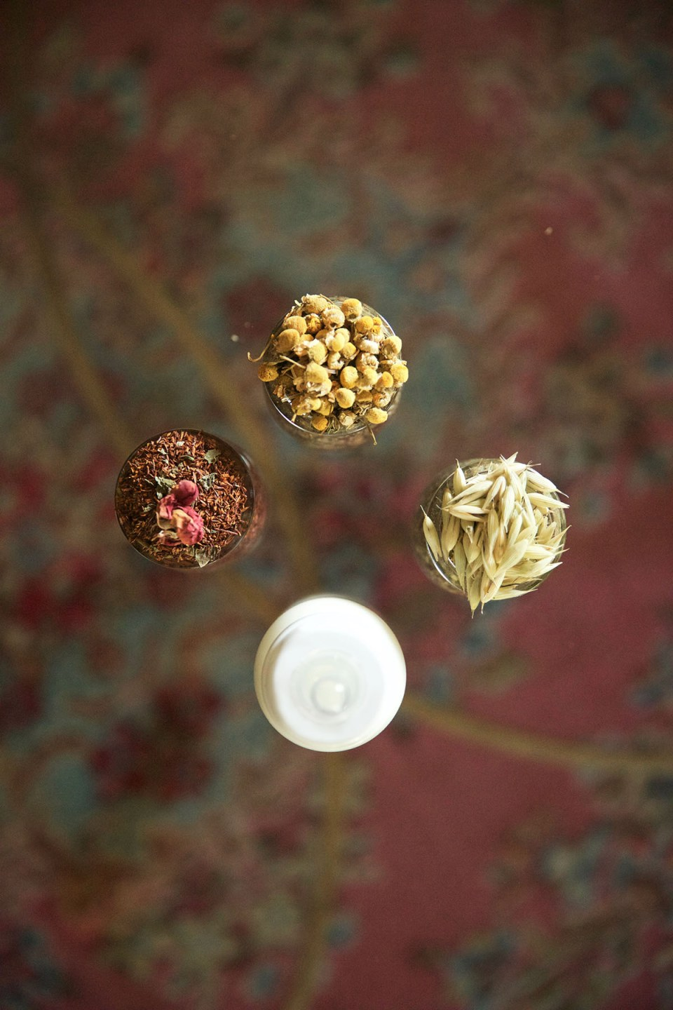 6 DIY Recipes For Gentle Herbal Support for New Moms