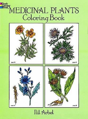 Coloring to Learn: An Herbal Coloring Book Review | Herbal Academy | Have you considered learning herbalism through coloring? Here's a collection of coloring books to help any herbalist get to know herbs on a new level!