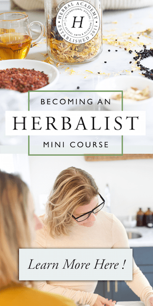 Free Herbal Materia Medica Course by Herbal Academy