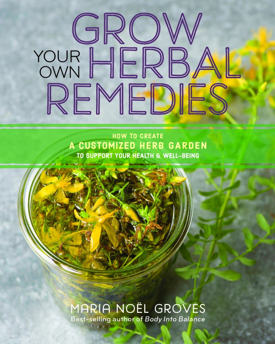 5 Herbs To Support A Body in Pain   Herbal Academy   Herbalist Maria Noël Groves teaches about herbs for pain and how they can come to our assistance during times of need.