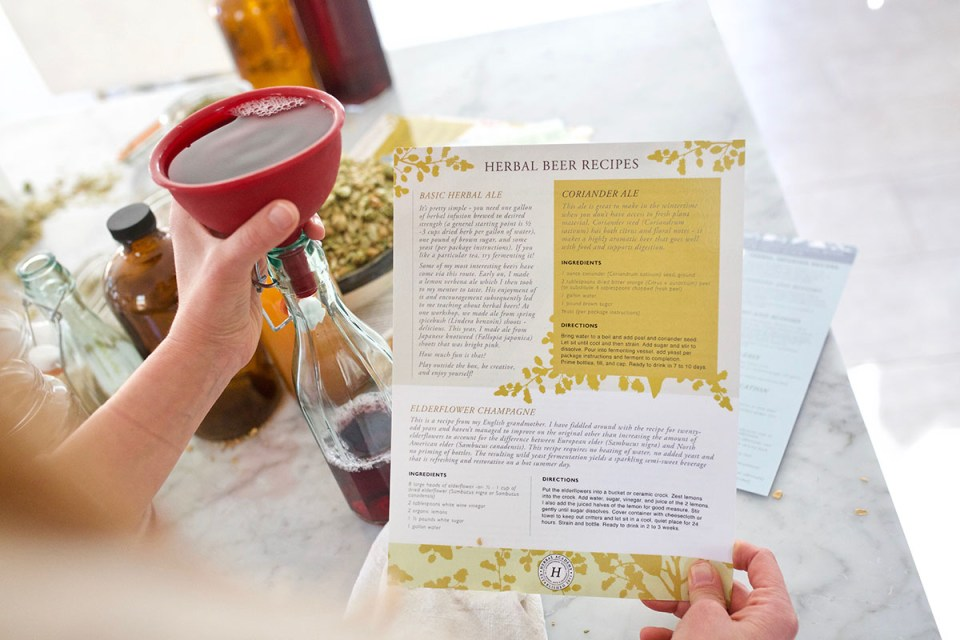 Win Enrollment To The Craft Of Herbal Fermentation Course | Herbal Academy | Spring is here, and we are giving away The Craft Of Herbal Fermentation course and one set of fermentation tutorial and recipe guides to one lucky winner!