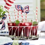 6 Herbal Mocktail Recipes For The 4th of July | Herbal Academy | This 4th of July, enjoy any of these six fruity herbal mocktail recipes that are safe for all ages while supporting the mind and body at the same time!
