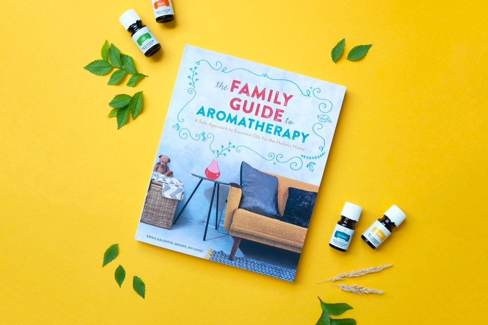 An Aromatherapy Guide for Infants to Elders | Herbal Academy | Aromatherapist Erika Galentin shares how to use essential oils safely and effectively through all stages of life in her new aromatherapy guide book!