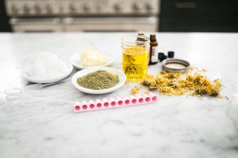 "How To Make Your Own Herbal Suppositories | Growing Up Herbal | Learn how to make your own herbal suppositories, plus some key considerations when choosing herbs and ingredients, to support imbalances ""down there."""