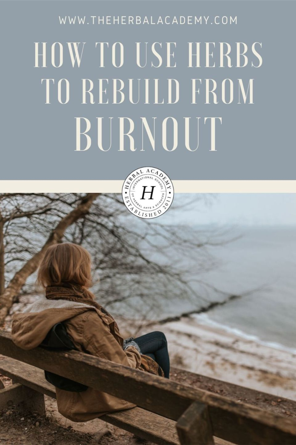 How to Use Herbs to Rebuild from Burnout | Herbal Academy | Learn how to take an Ayurvedic approach to recognizing burnout and even more importantly, ways in which you can call upon herbs to rebuild from burnout.