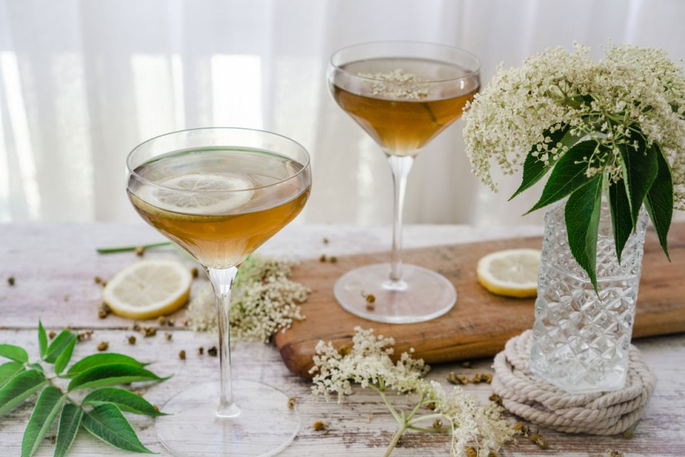 6 Herbal Cocktail Recipes for Summer | Herbal Academy | Learn how to make six healthy, herbal cocktails for summer featuring ingredients commonly found in an herbalist's apothecary.