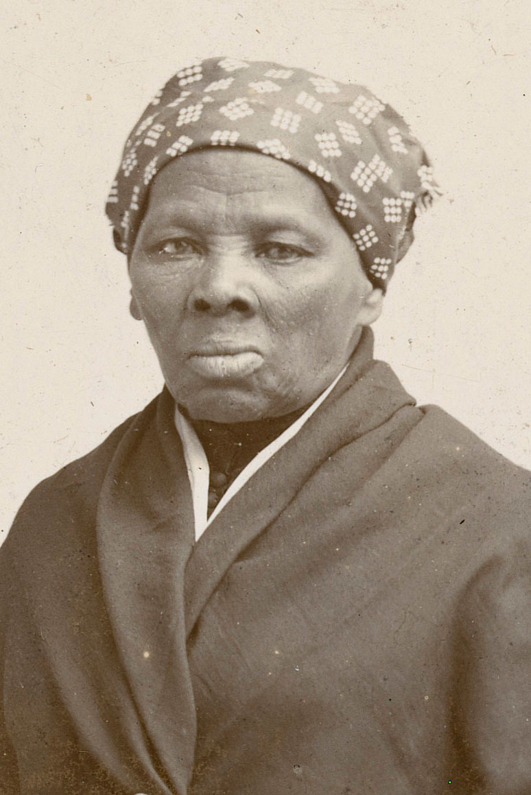 Old photo of Harriet Tubbman.