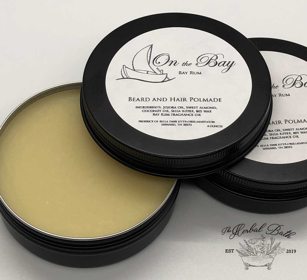 Pomade Beard and Hair Balm