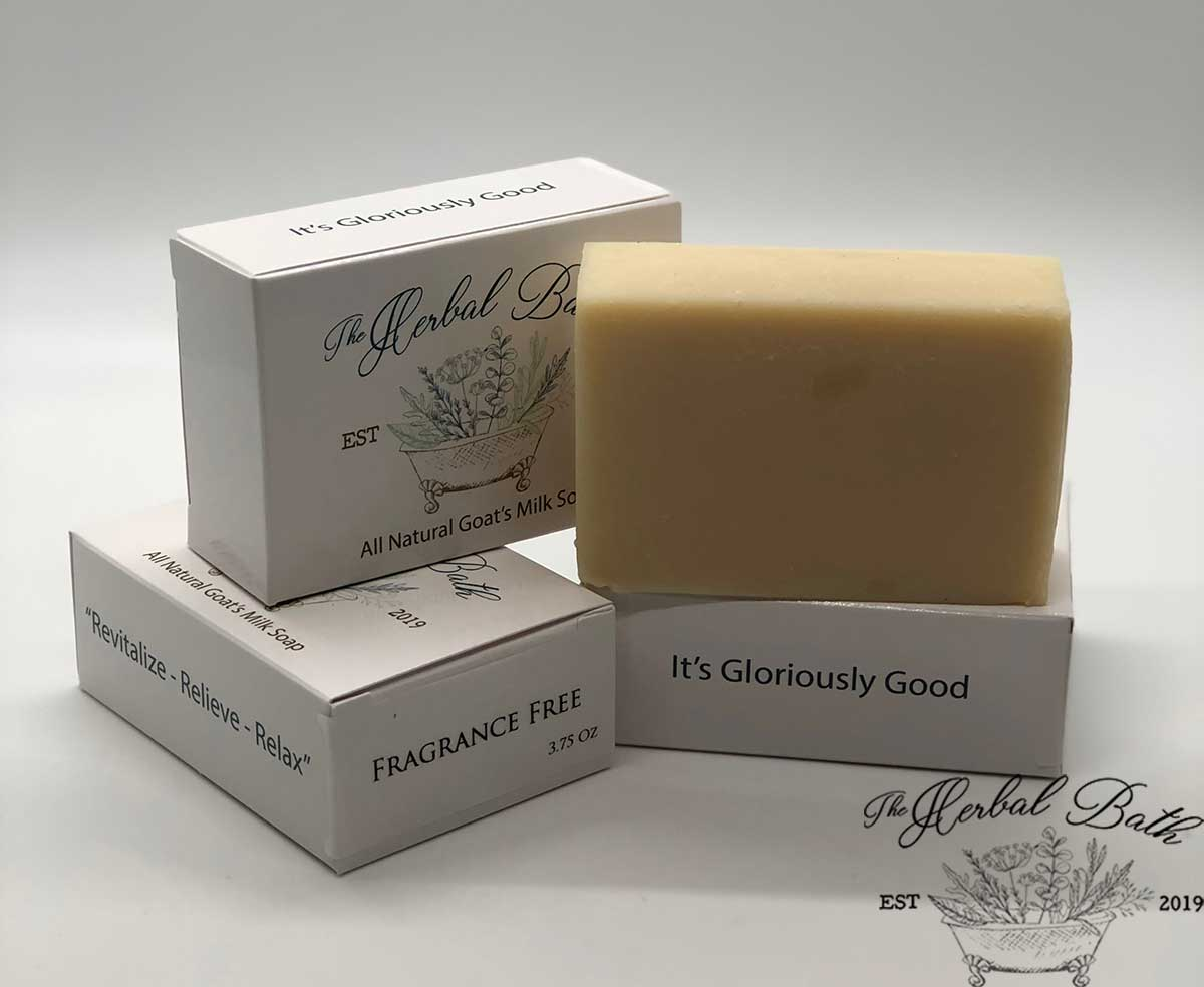 Fragrance Free Soap