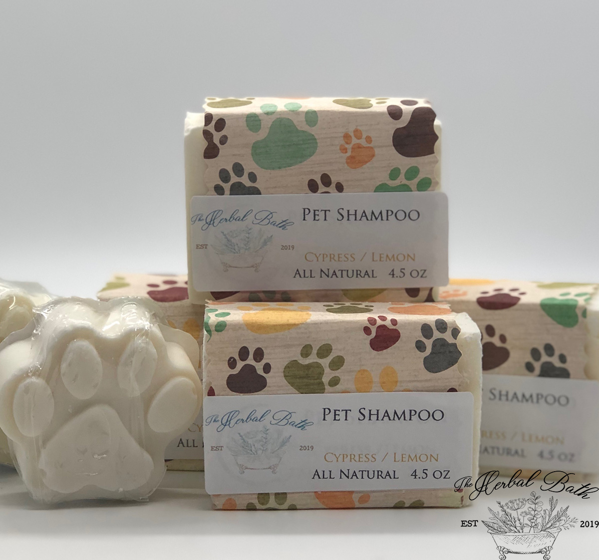 Pet Shampoo Cypress