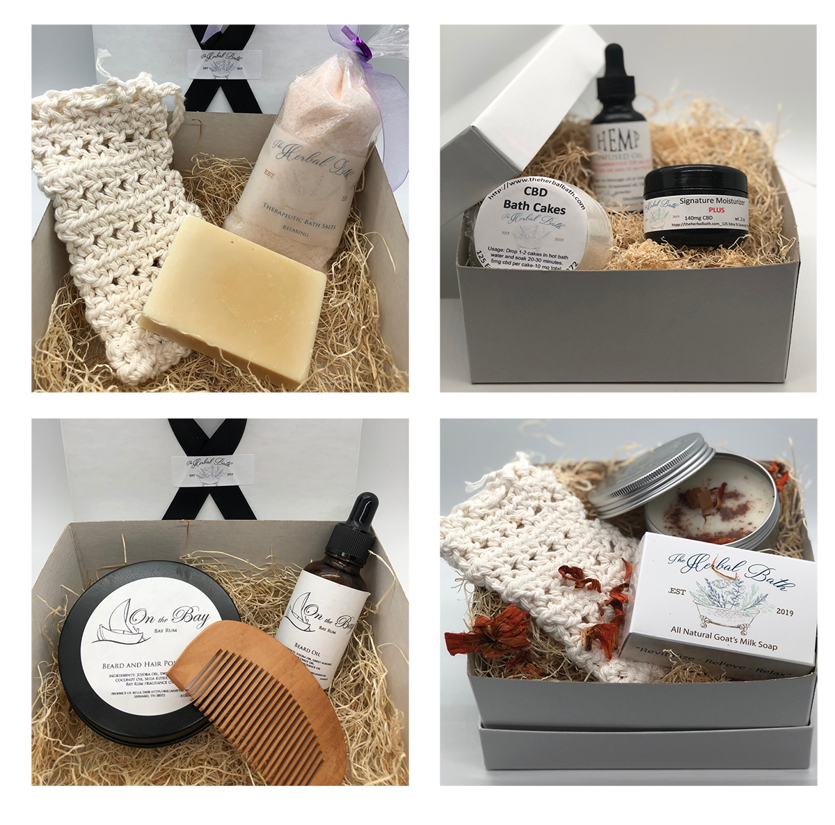 Gift Sets and Subscription Boxes