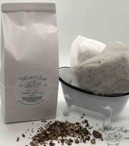 Injury herbal bath tea