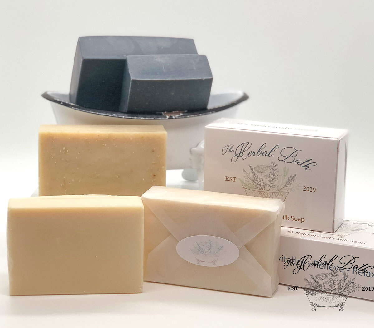 Pure and Natural Soaps