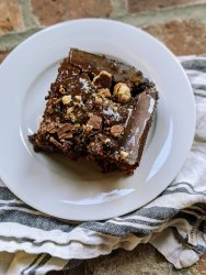 best cake recipe chocolate caramel