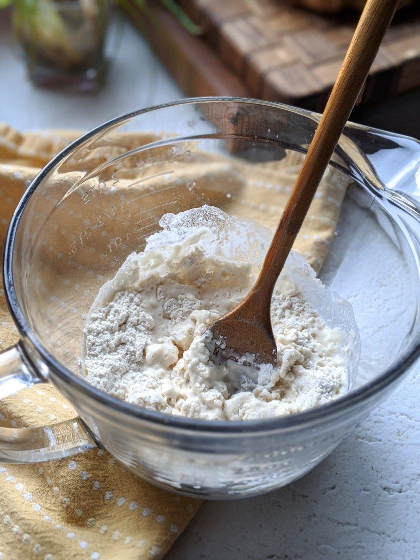 sourdough starter discard recipes how to make easy sourdough bread baked in a clay pot no dutch oven