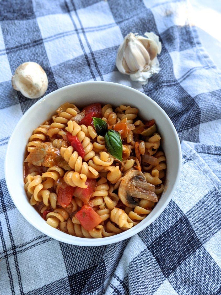 gluten free mediterranean recipes pasta without gluten no what pasta no dairy vegan one pot noodles