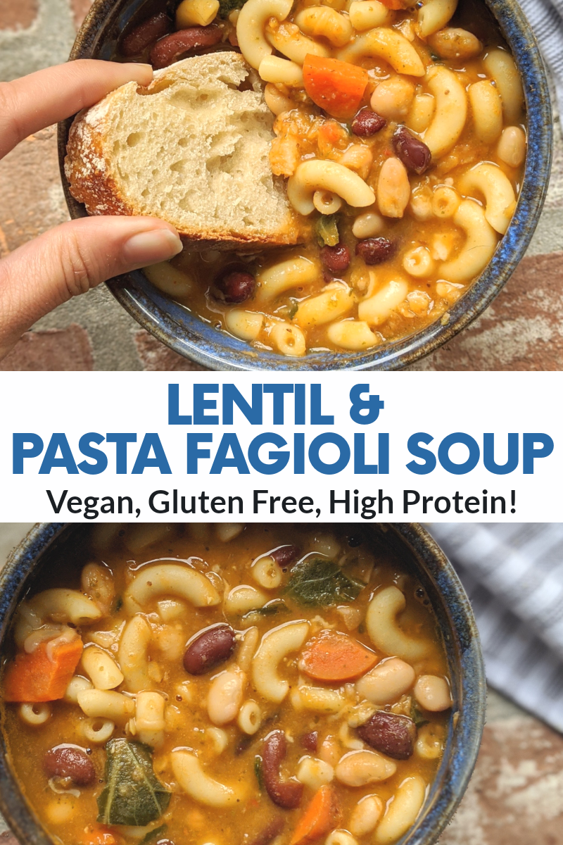 high protein soup recipe vegan gluten free vegetarian meatless recipes veganuary healthy hearty soups
