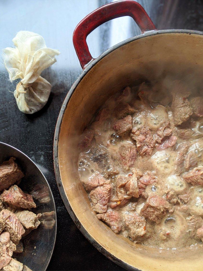 pot au feo beef boudguignon recipe providence rhode island julia child beef fresh stew recipe delicious perfect dutch oven heavy pot