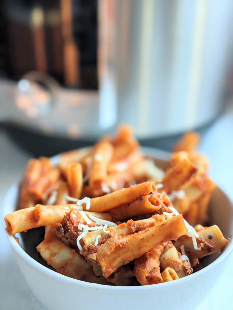 high protein vegetarian pasta recipes with tvp meatless meat healthy vegan option gluten free cheese dairy free