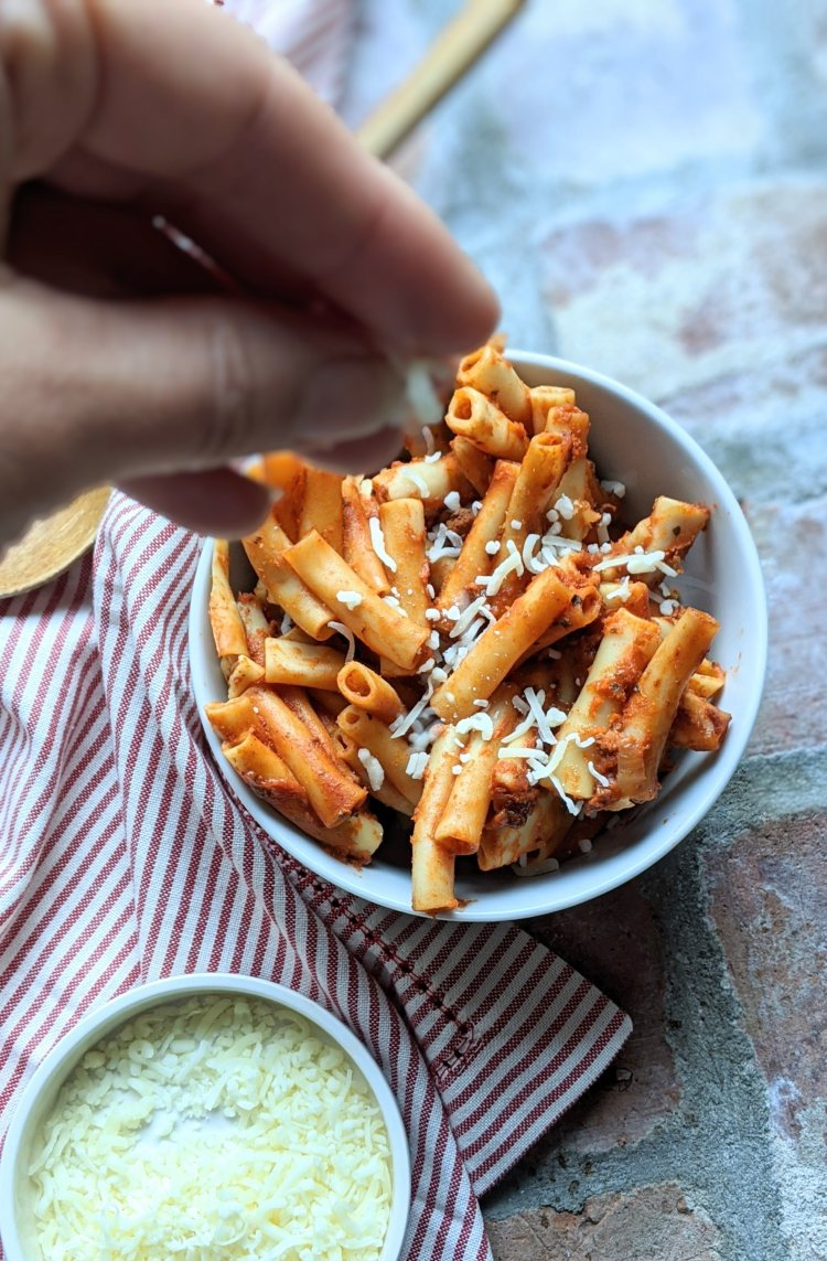can you cook pasta in an instant pot recipes healthy baked ziti in the instant pot pressure cooker slow cooker multifunction vegetarian meals