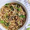 vegan pho recipe healthy vegetarian pho gluten free low calorie healthy skinny soup for winter