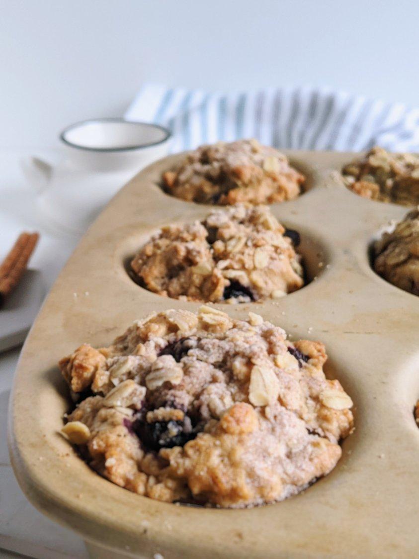 best vegan blueberry muffins recipe healthy homemade brunch ideas the kids will love vegan meal prep brekkies