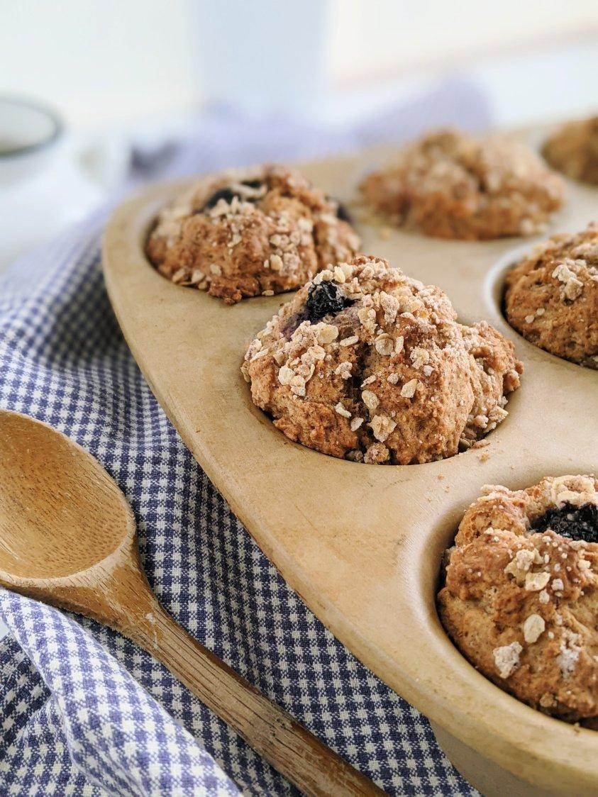 sourodugh muffins recipe healthy vegan gluten free easy vegetarian dairy free egg free made with discard soudough starter breakfast brunch recipes