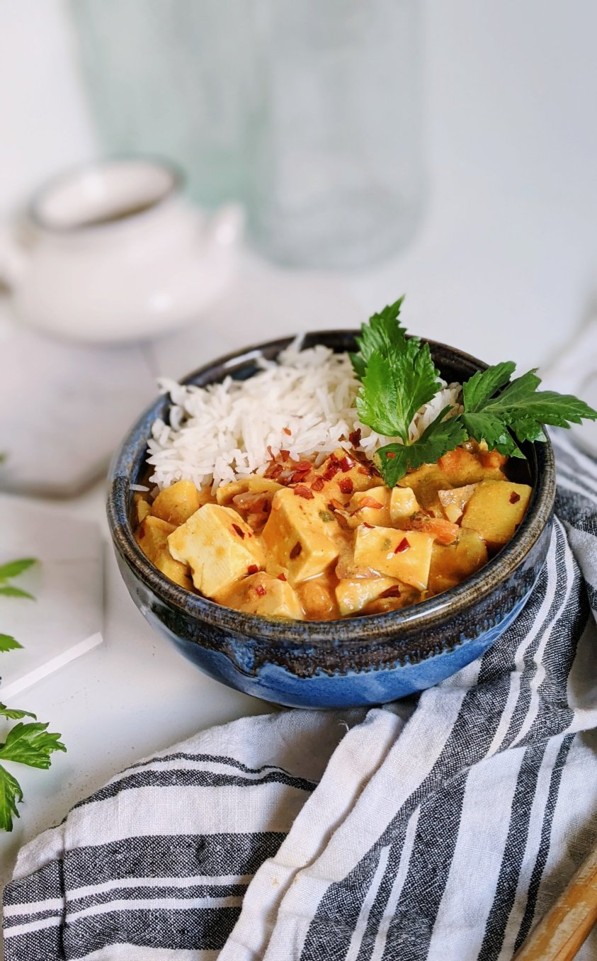 vegan tofu recipes curry dinner one pot curries healthy weeknight dinners with vegetables and pineapple curry healthy thai coconut milk stew