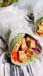 high protein tofu recipes no press tofu healthy vegan gluten free tofu sandwiches tofu wraps lunch or dinner ideas vegetarian gluten free nasoya organic recipes