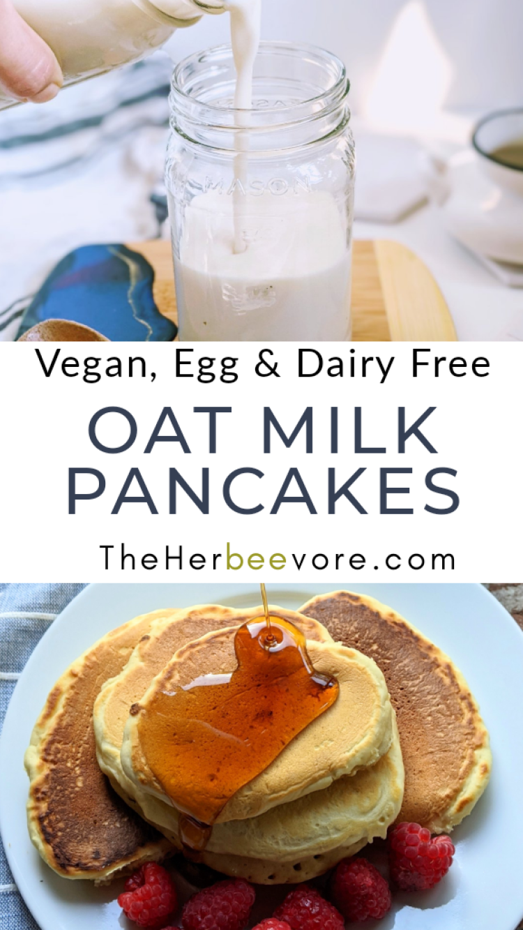 vegan oat milk pancakes pancake recipe healthy homemade vegan gluten free breakfast or brunch pancakes for a crowd recipe healthy homemade easy make ahead brunch recipes