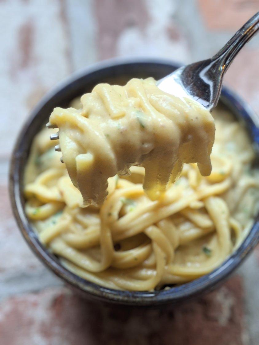 alfredo sauce with almond milk dairy free recipe vegan pasta gluten free fettuccine alfredo pasta sauce recipe healthy