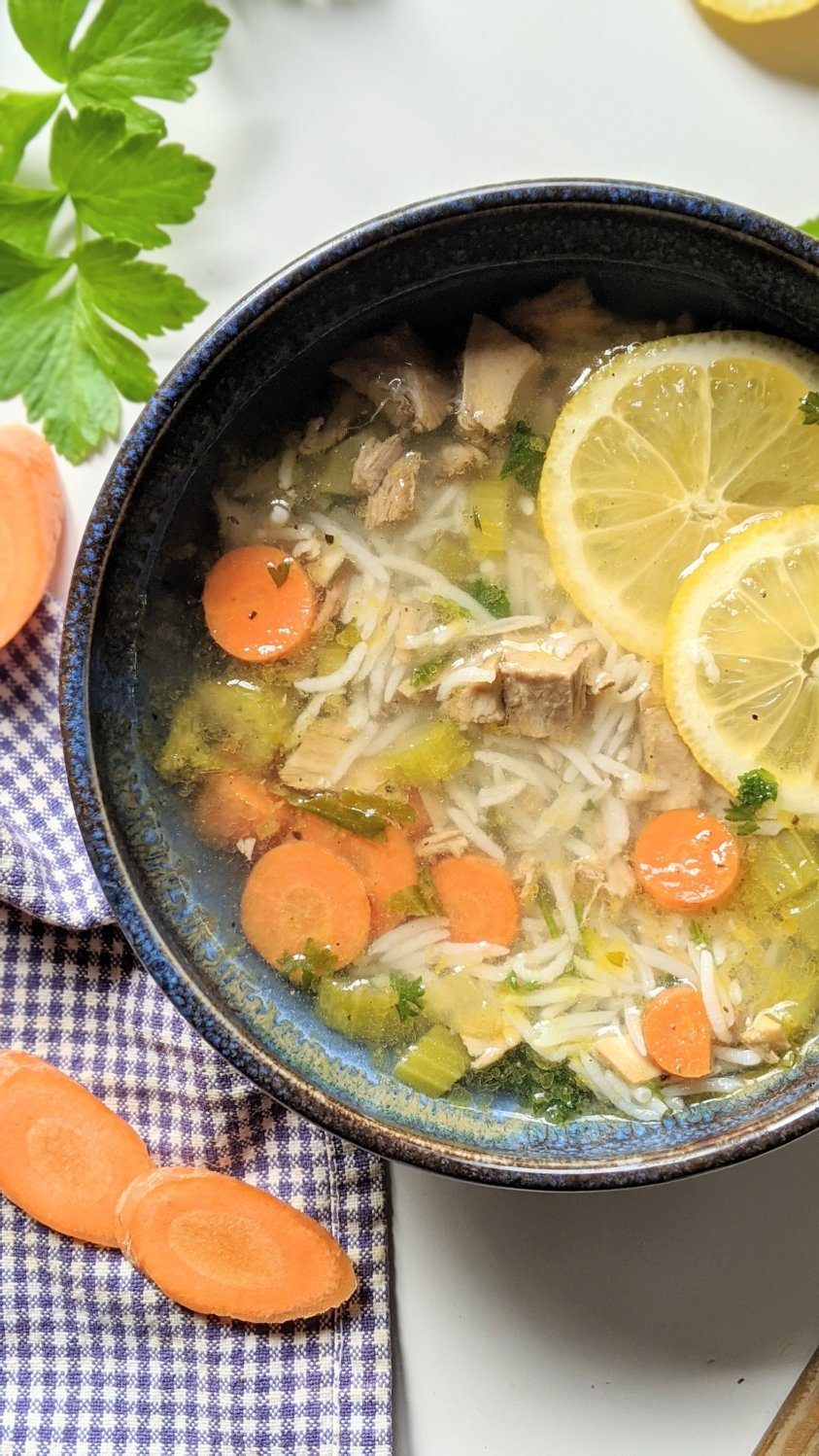 healthy soup recipes with turkey leftovers thanksgiving soup recipes turkey lemon rice turkey avgolemono egg free recipes gluten free non dairy recipes with turkey