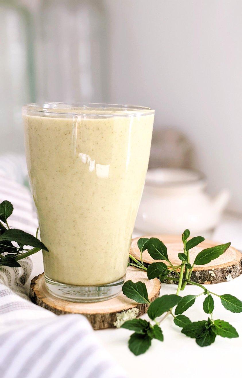 recipes with lemon balm an you eat lemon balm smoothie recipe high protein vegan gluten free raw vegan smoothies
