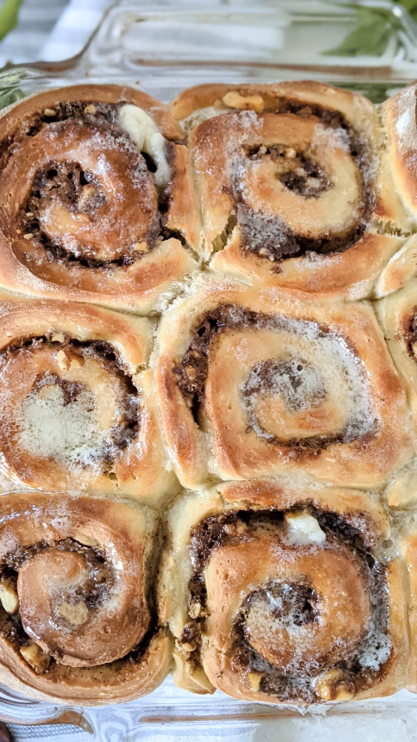 sourdough cinnamons recipe brioche weekend brunch cinnamon rolls for guests homemade sourdough breakfast buns recipe sourdough sticky buns with nuts and icing recipe