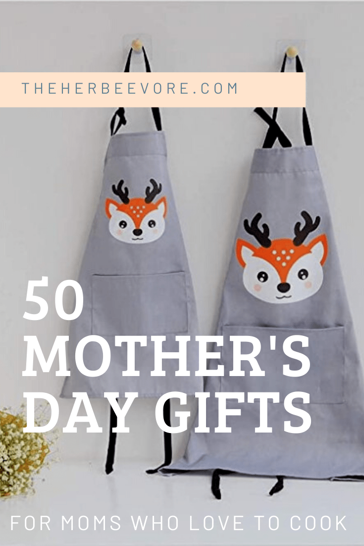 mother's day foodie gifts gift ideas for foodies and moms who love to cook present ideas for shefs 2021 mothers day gift guide for moms and grandmas wives girlsfriends or any friend