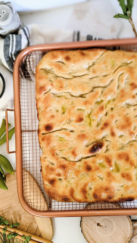 no yeast bread vegan easy sheet pan bread focaccia sourdough bread for beginners baking focaccia easy breads recipe