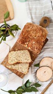 dairy free oat bread recipe vegan egg free breads vegan oatmeal bread recipe healthy flax oat bread