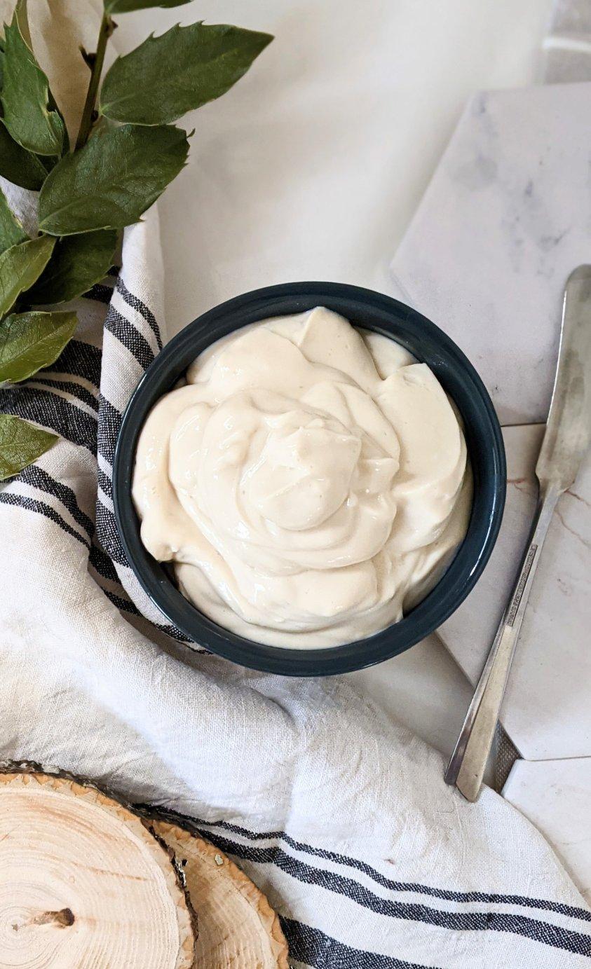 dairy free sour cream recipe vegan tofu sour cream homemade blender recipes silken tofu sour cream recipe