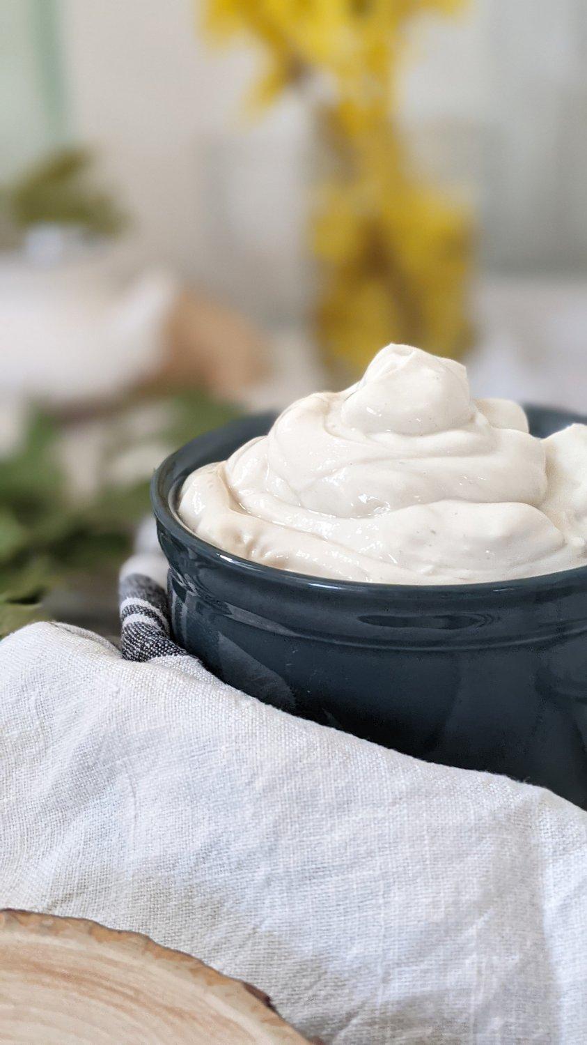 non dairy sour cream recipe vegan tofu sour cream vegan craime fraiche recipe healthy creme fraiche recipe gluten free no dairy free sour creams