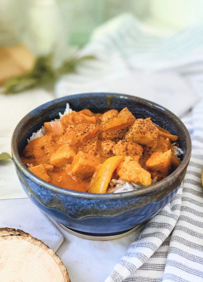 gluten free chicken makhani recipe no dairy gluten free butter chicken recipe high protein indian dinner ideas butter sauce without yogurt