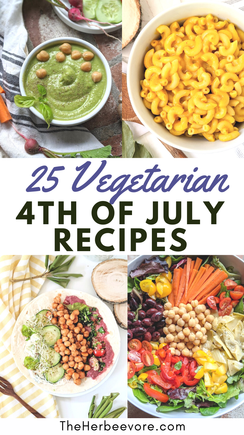 vegetarian 4th of july recipes vegan gluten free appetizer recipes for fourth of july vegetarian side dishes