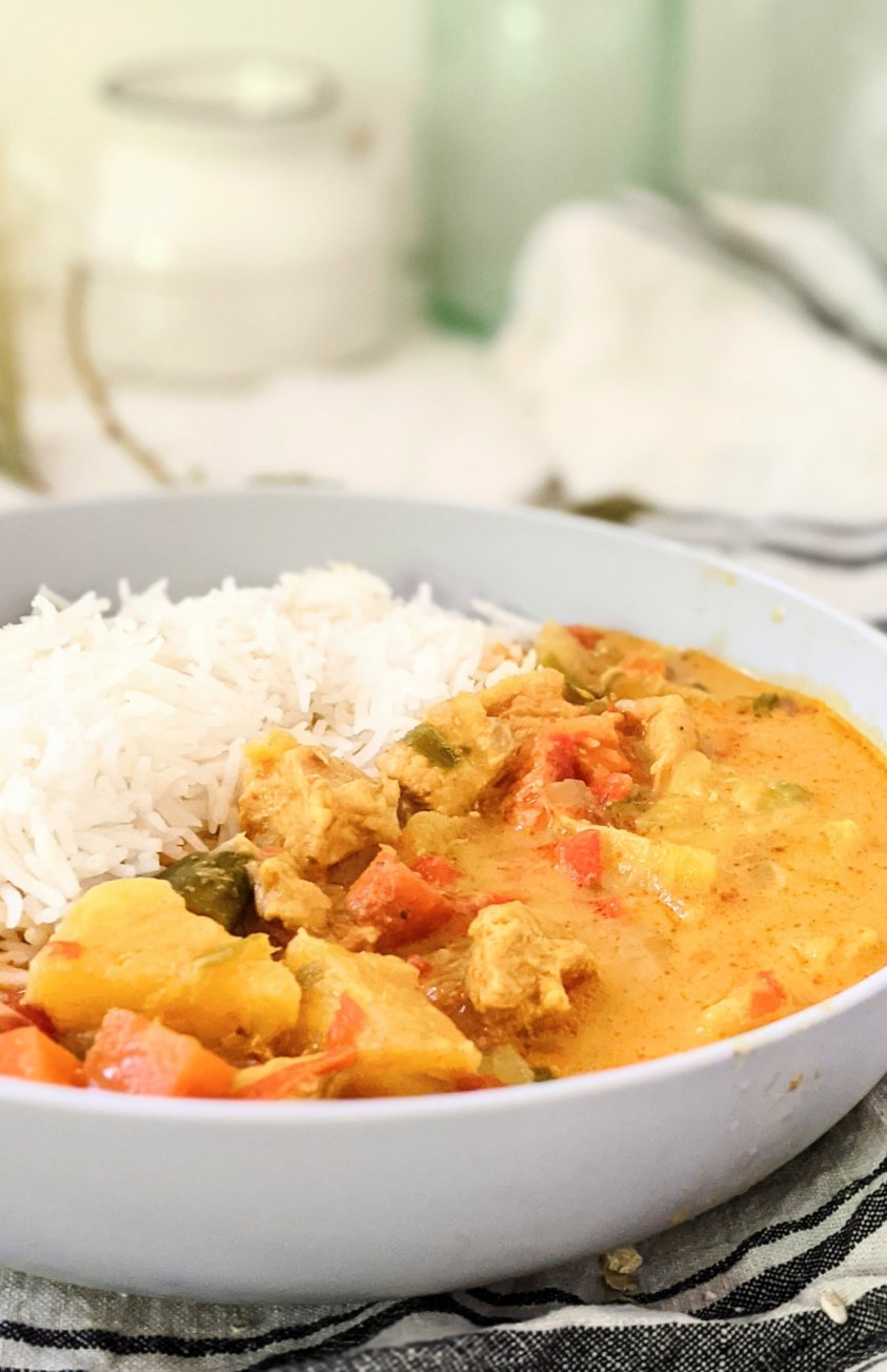 the best pineapple chicken recipe for dinner gluten free creamy chicken stew without dairy pineapple coconut chicken stew tropical chicken stew recipes with rice or lo mein noodles