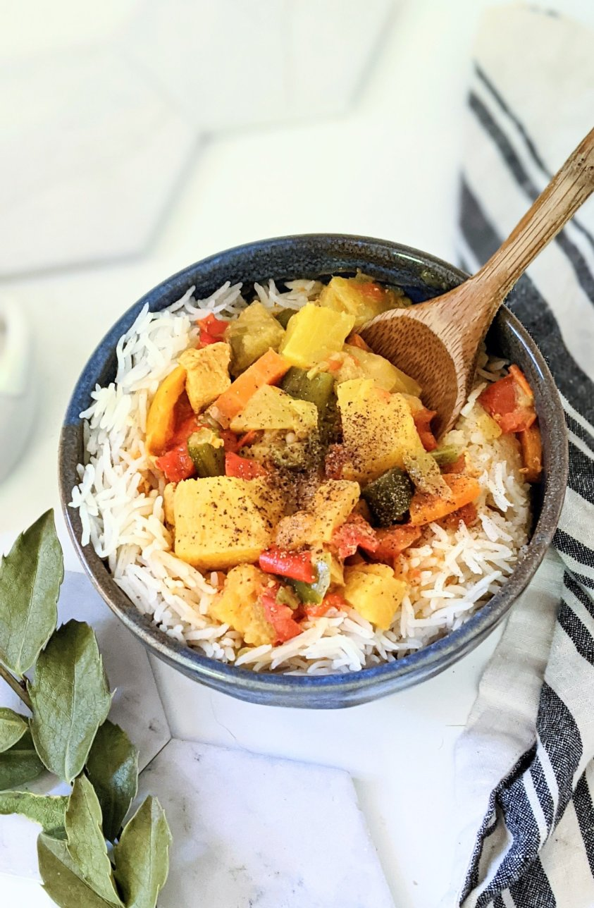easy weeknight pineapple chicken recipe instant pot dinners under 30 minutes gluten free chicken pineapple curry pressure cooker dinner ideas with chicken breast and vegetables the family loves